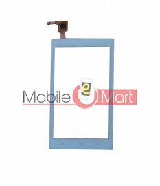 Touch Screen Digitizer Front Glass For Intex Aqua 4x