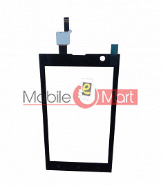 Touch Screen Digitizer For Intex Cloud Y2