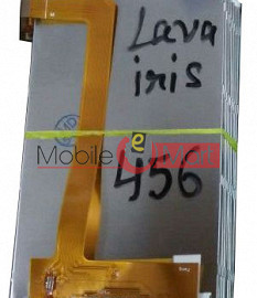 Lcd Display Screen Part For Lava Iris 456