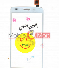 Touch Screen Digitizer For Swipe Elite Plus