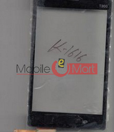 Touch Screen Digitizer For Karbonn K1616