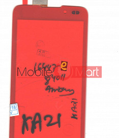 New Touch Screen Digitizer For Karbonn A21