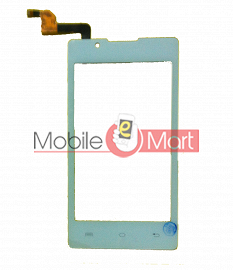Touch Screen Digitizer For Lava Flair P1