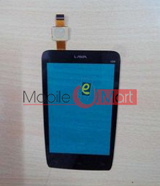 Touch Screen Digitizer For Lava Discover 135s