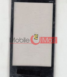 Touch Screen Digitizer For Lava M70
