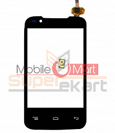 Touch Screen Digitizer For Lava Iris 356
