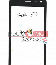 Touch Screen Digitizer For Lava Iris Fuel 50