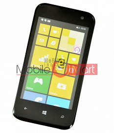 Touch Screen Digitizer For Lava Iris Win1