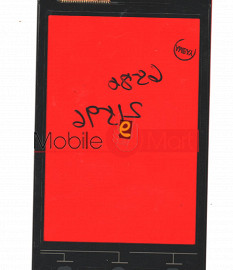 Touch Screen Digitizer For Lava Iris 350