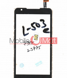 Touch Screen Digitizer For Lava Iris 503e