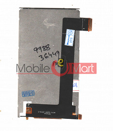 Lcd Display Screen For Intex Cloud Glory 4G