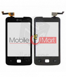 Touch Screen Digitizer For LG Optimus Hub E510
