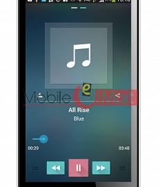 Lcd Display Screen For Intex Aqua Power II