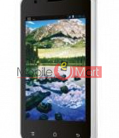 Lcd Display Screen For Intex Cloud X12