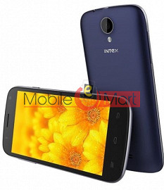 Lcd Display Screen For intex aqua i5 octa