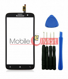 Touch Screen Digitizer For Lenovo A850 Black