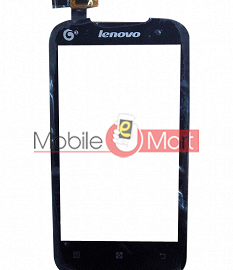 Touch Screen Digitizer Glass Panel For Lenovo A369i