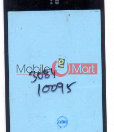 Touch Screen Digitizer For Micromax YU Yuphoria YU5010