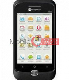 Touch Screen Digitizer For Micromax X660