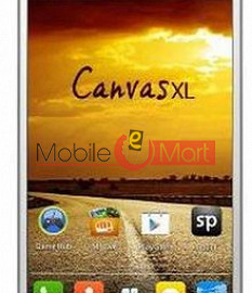 Touch Screen Digitizer For Micromax A119 Canvas XL
