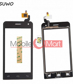 Touch Screen Digitizer For Micromax Bolt Q324