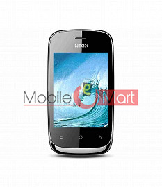 Lcd Display Screen For Intex Aqua 3.2