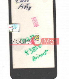 Touch Screen Digitizer For Micromax Canvas Spark Q380