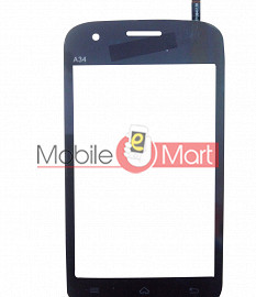 New Touch Screen Digitizer For Micromax A34