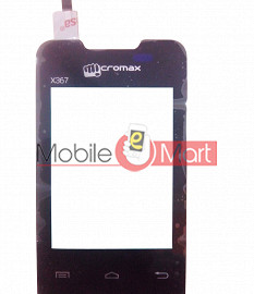 New Touch Screen Digitizer For Micromax X367