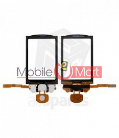 Touch Screen Digitizer For Motorola CLIQ XT MB501