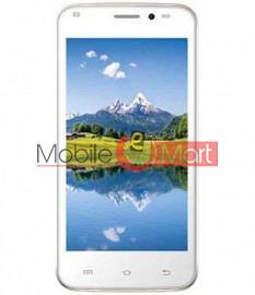 Lcd Display Screen For Intex Cloud N12 Plus