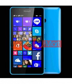 Touch Screen Digitizer For Microsoft Lumia 540 Dual SIM