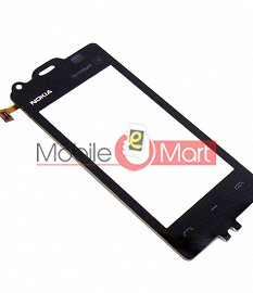 Touch Screen Digitizer For Nokia 5530 Xpressmusic