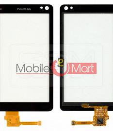 Touch Screen Digitizer For Nokia N8