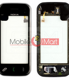 Touch Screen Digitizer For Nokia N97 Mini