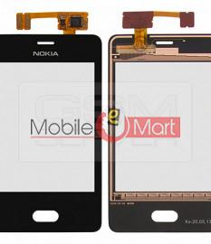 Touch Screen Digitizer For Nokia Asha 501 (Rm 900)