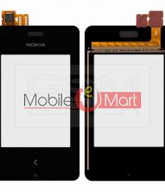 Touch Screen Digitizer For Nokia Asha 500 RM934
