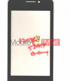 Touch Screen Digitizer For Videocon A29