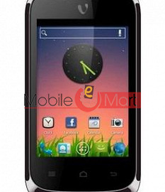 Touch Screen Digitizer For Videocon A22