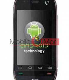 Touch Screen Digitizer For Videocon Zeus V7500
