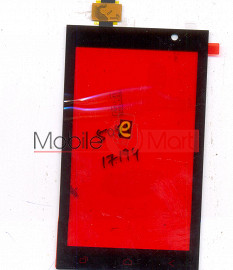Touch Screen Digitizer For Zen Ultrafone 402 Play