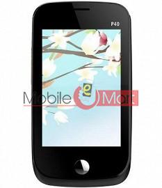 Touch Screen Digitizer For Zen P40