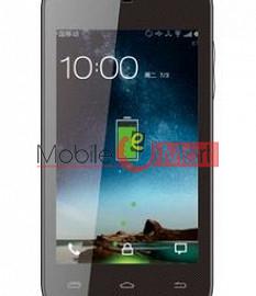Touch Screen Digitizer For Zen Play 303