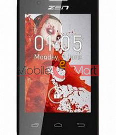 Touch Screen Digitizer For Zen 105 Plus