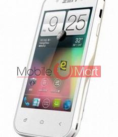 Touch Screen Digitizer For Zen Ultrafone 303 Quad