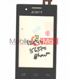 Touch Screen Digitizer For Zen Ultrafone 108