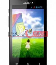 Touch Screen Digitizer For Zen Ultrafone 108