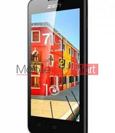 Touch Screen Digitizer For Zen Ultrafone 303 qHD