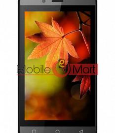 Lcd Display Screen For Intex Aqua R4 Plus