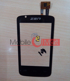 Touch Screen Digitizer For Zen Ultrafone 104
